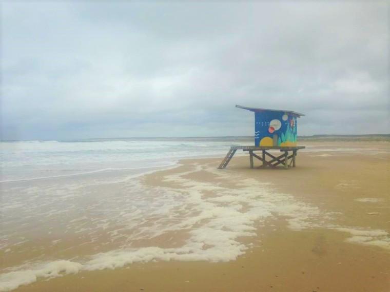 beach cabo polonia
