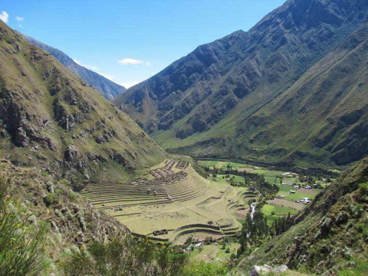 Inca ruins 1